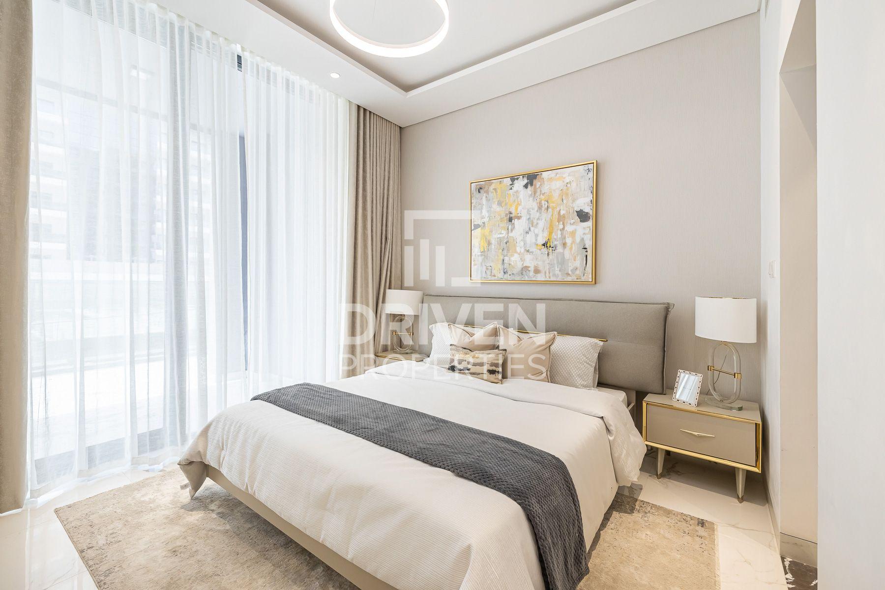 1,544 قدم مربع  شقة - للبيع - دبي هيلز استيت
