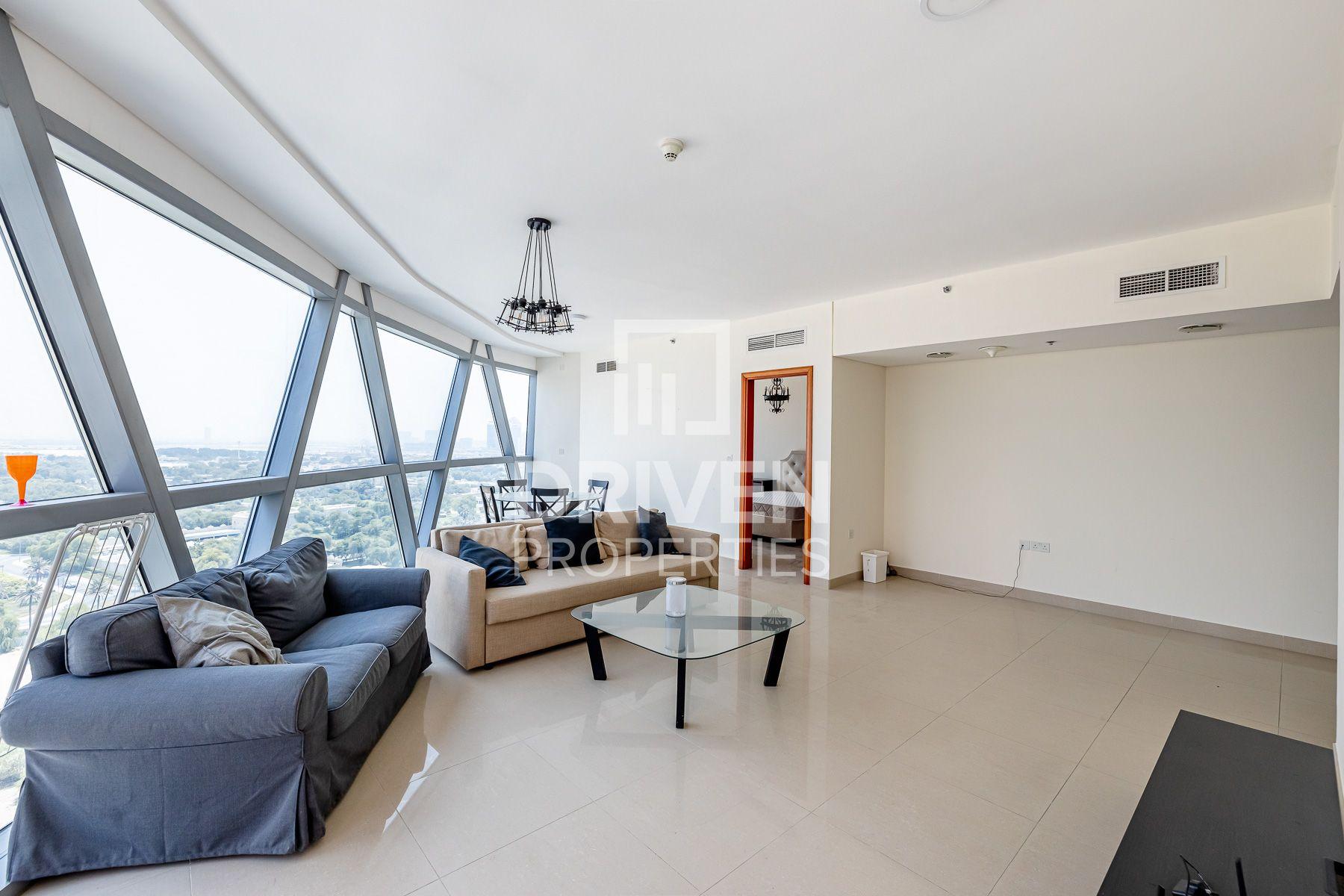 1,724 قدم مربع  شقة - للايجار - مركز دبي المالي العالمي