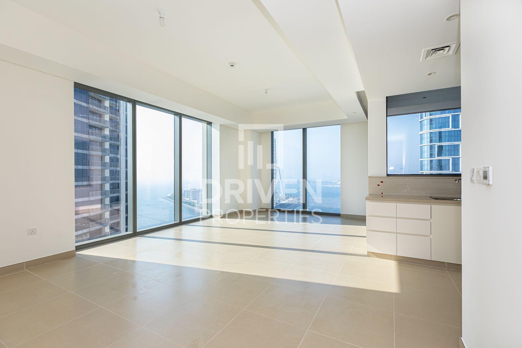Stunning Sea Views | Luxury | High Floor