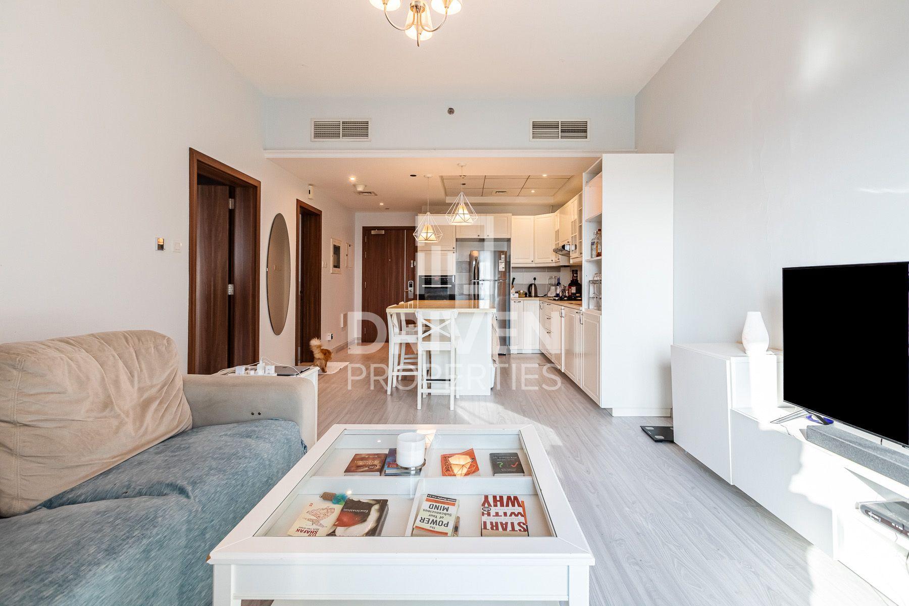 793 قدم مربع  شقة - للبيع - مثلث قرية الجميرا