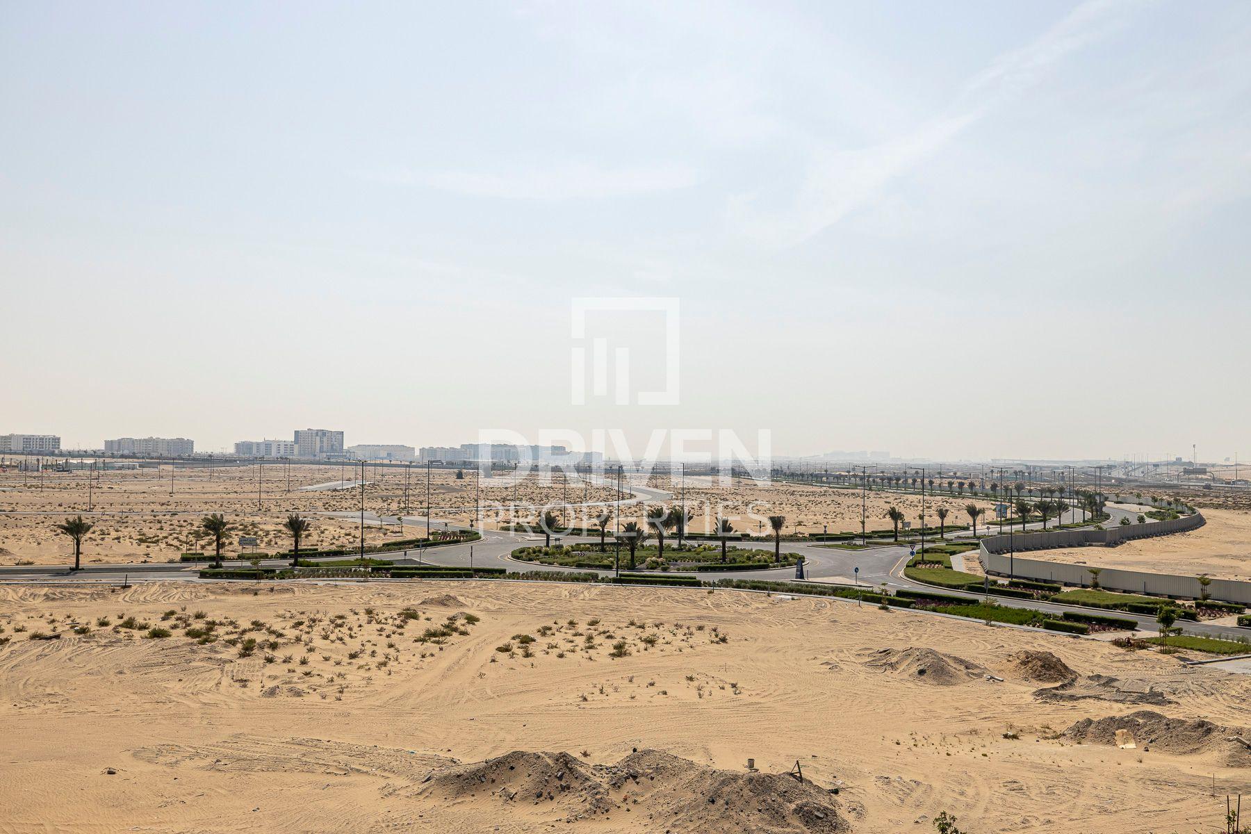 للبيع - ستوديو - ماج 515 - دبي الجنوب (مركز دبي العالمي)