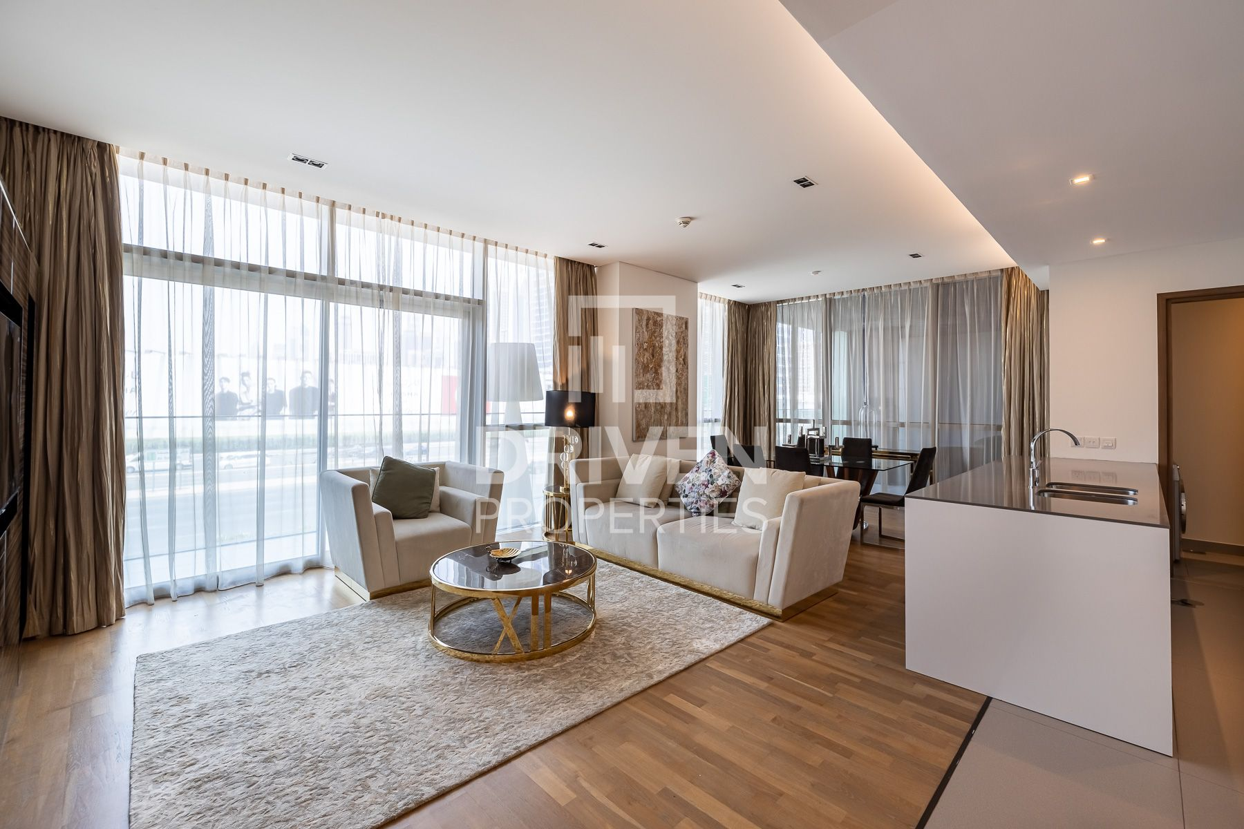 Luxurious Living | High Quality Finished