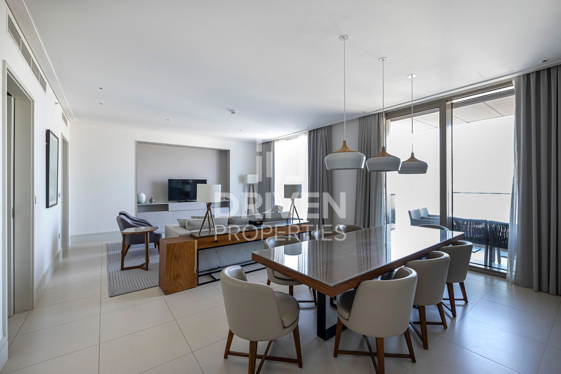 Fully Furnished Serviced Unit | Spacious