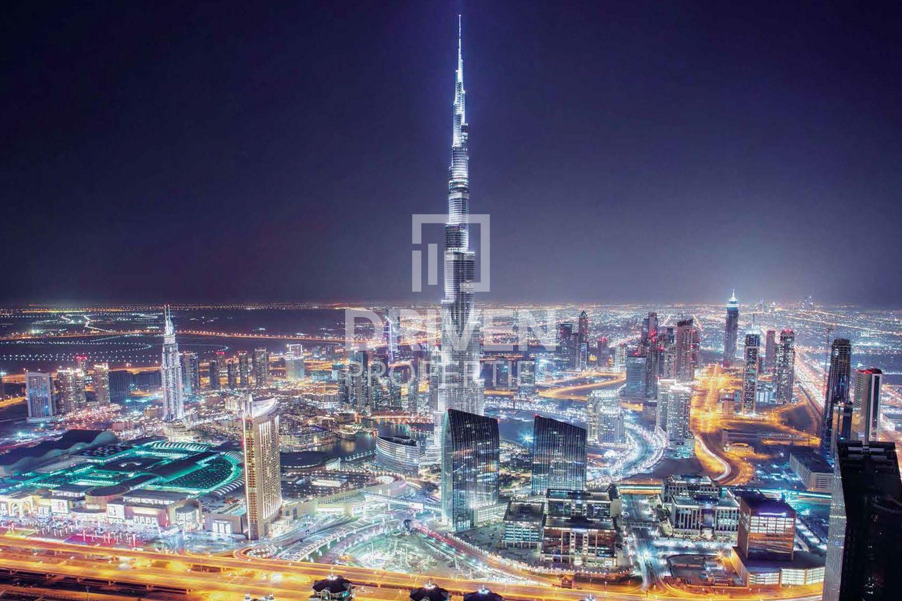 Apartment for Sale in Vida Residences Dubai Mall - Downtown Dubai