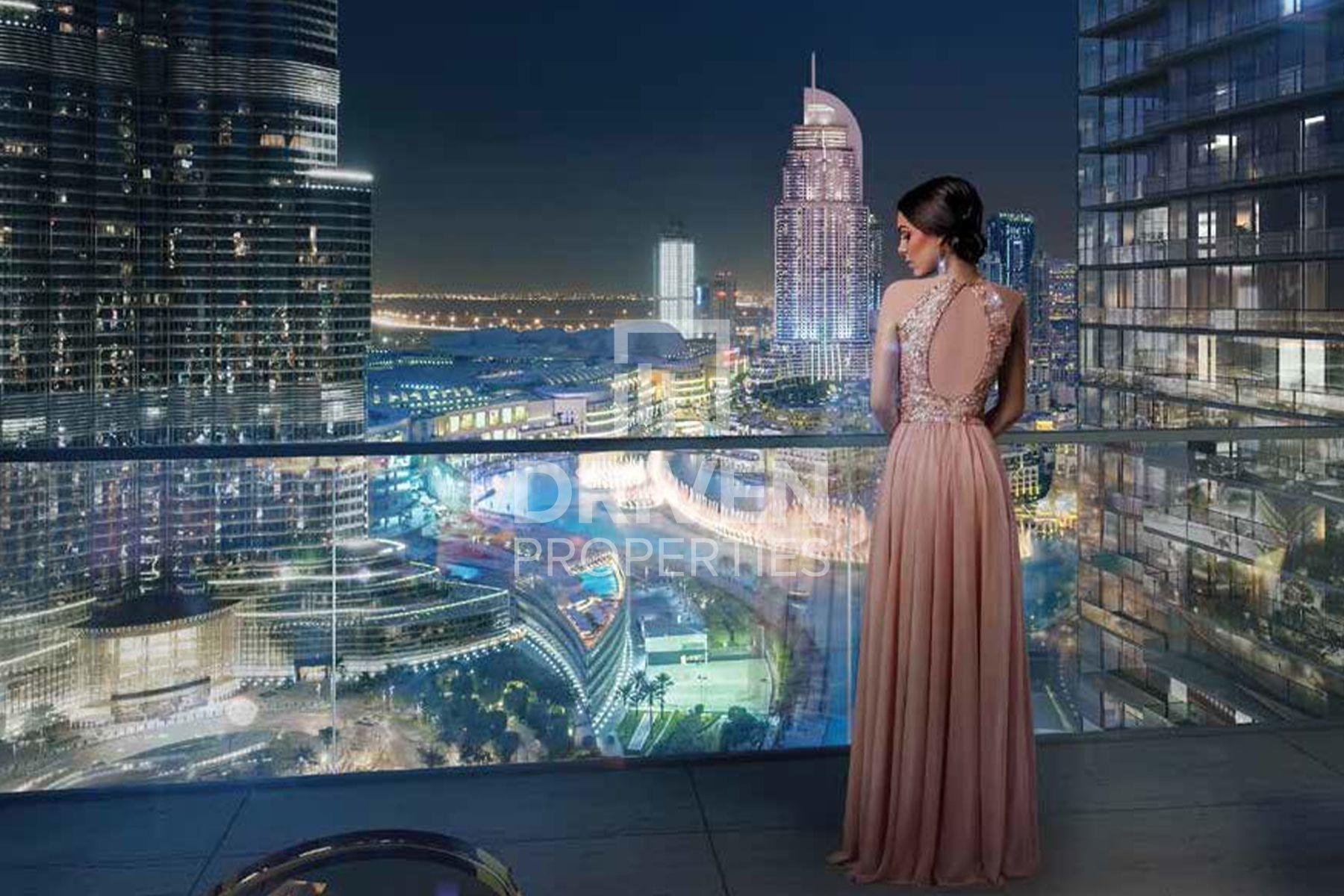 Apartment for Sale in The Address Residences Dubai Opera - Downtown Dubai