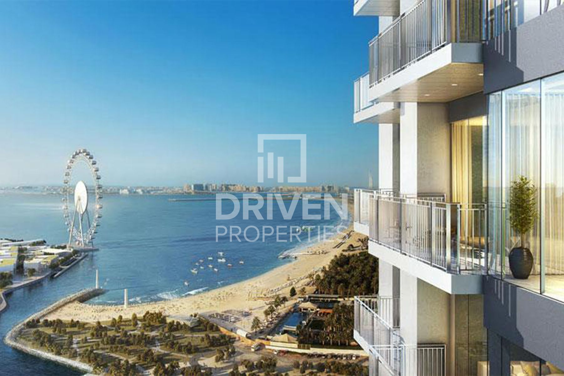 Apartment for Sale in 5242 - Dubai Marina