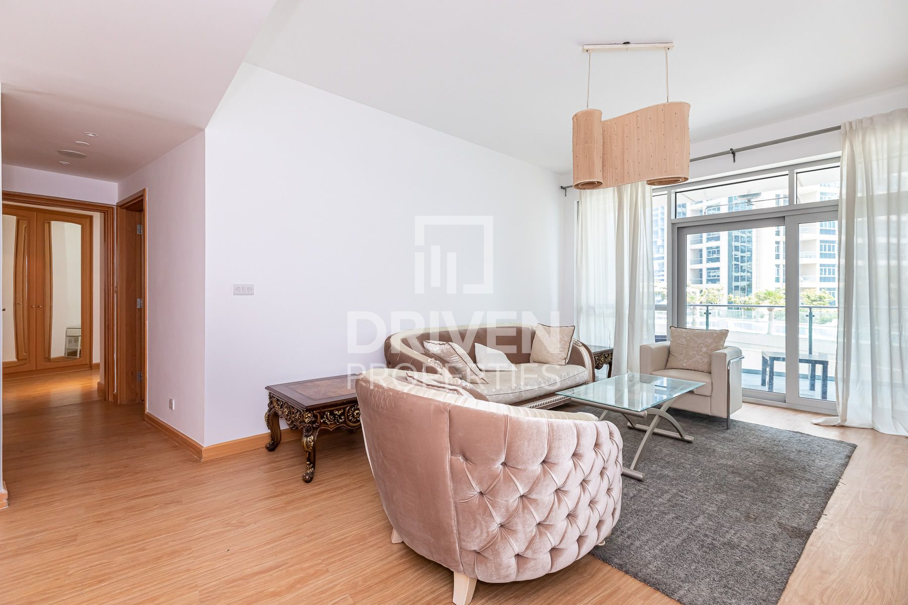 Fully Furnished | Marina View | Spacious