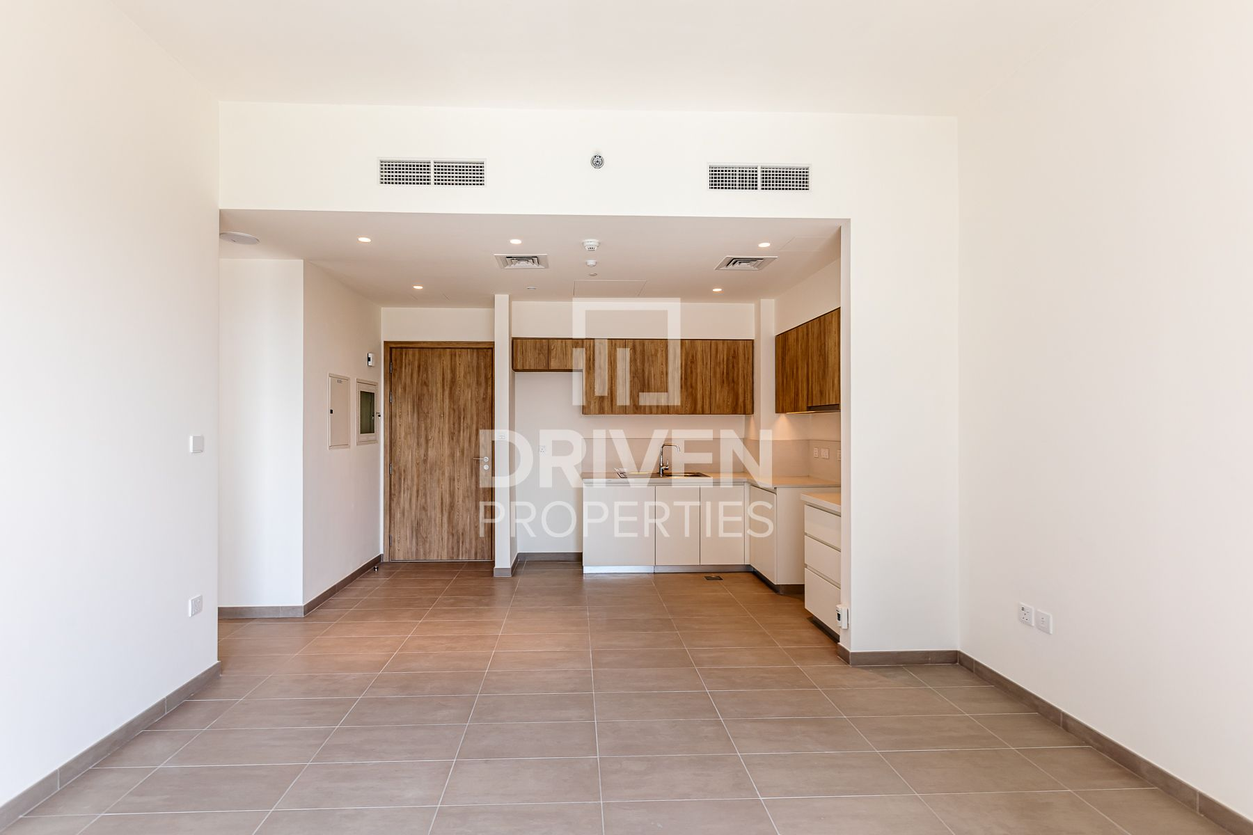 Full Park View   Brand New   Vacant Unit