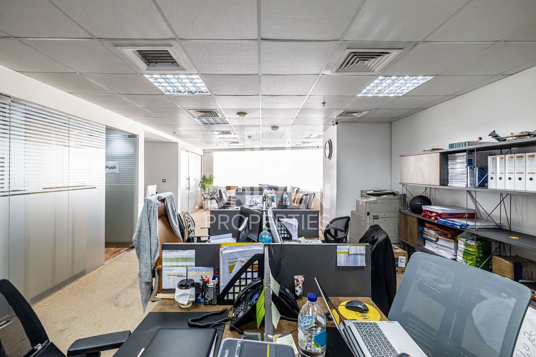 Excellent Fitted Office w/ Best Location