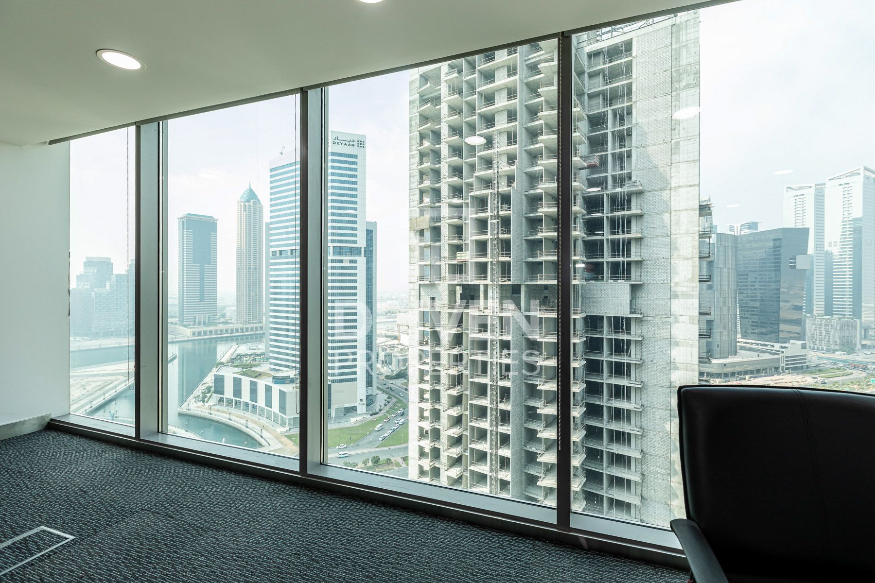 Office for Rent in The Binary Tower - Business Bay