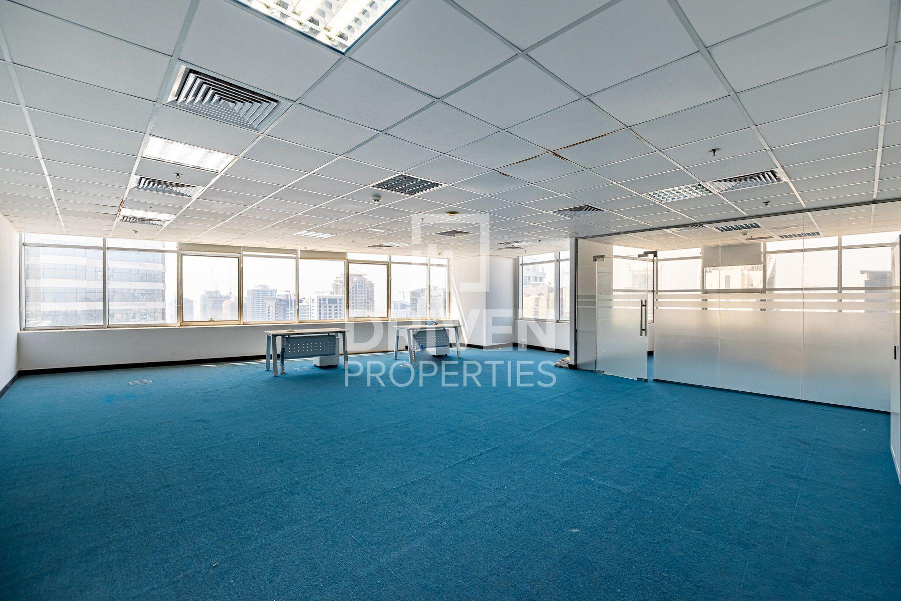 1,194 قدم مربع  مكتب - للايجار - أبراج بحيرة الجميرا