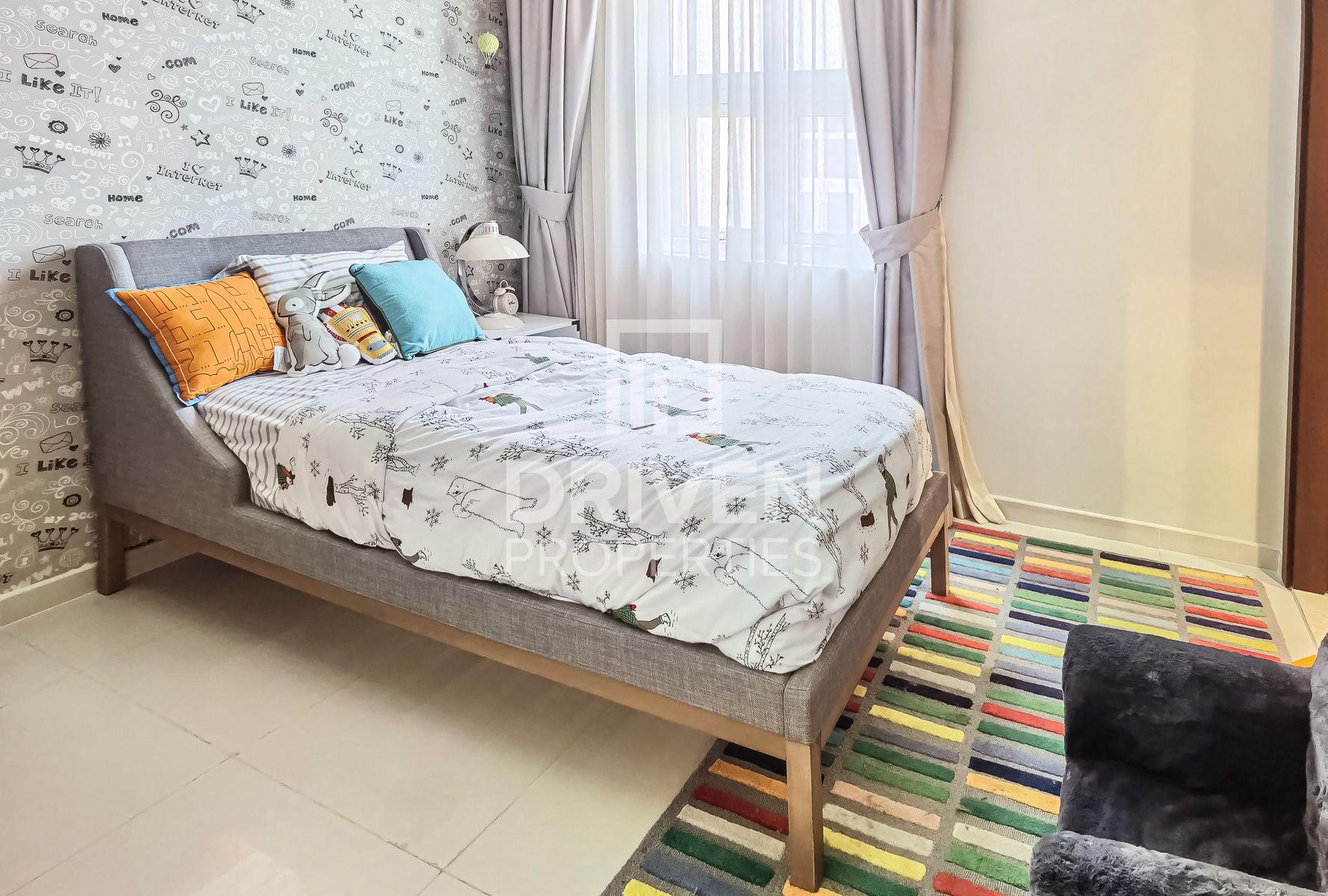 Townhouse for Sale in Aurum Villas - Damac Hills 2