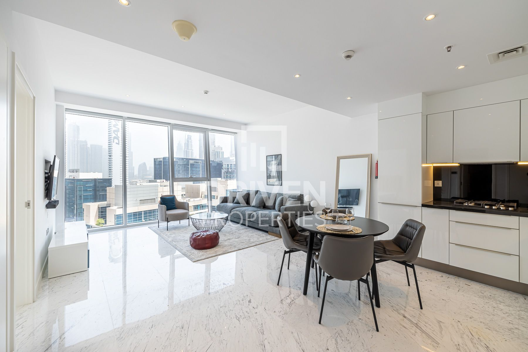 Brand New | Partly Furnished | Luxurious