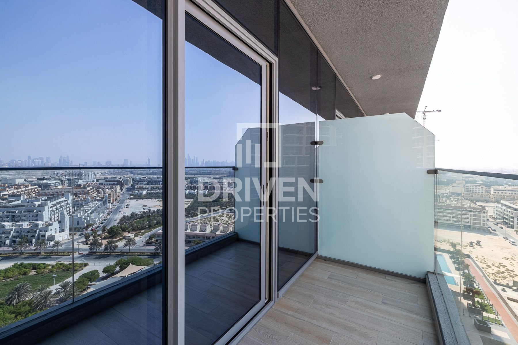 Studio for Rent in Bloom Heights - Jumeirah Village Circle