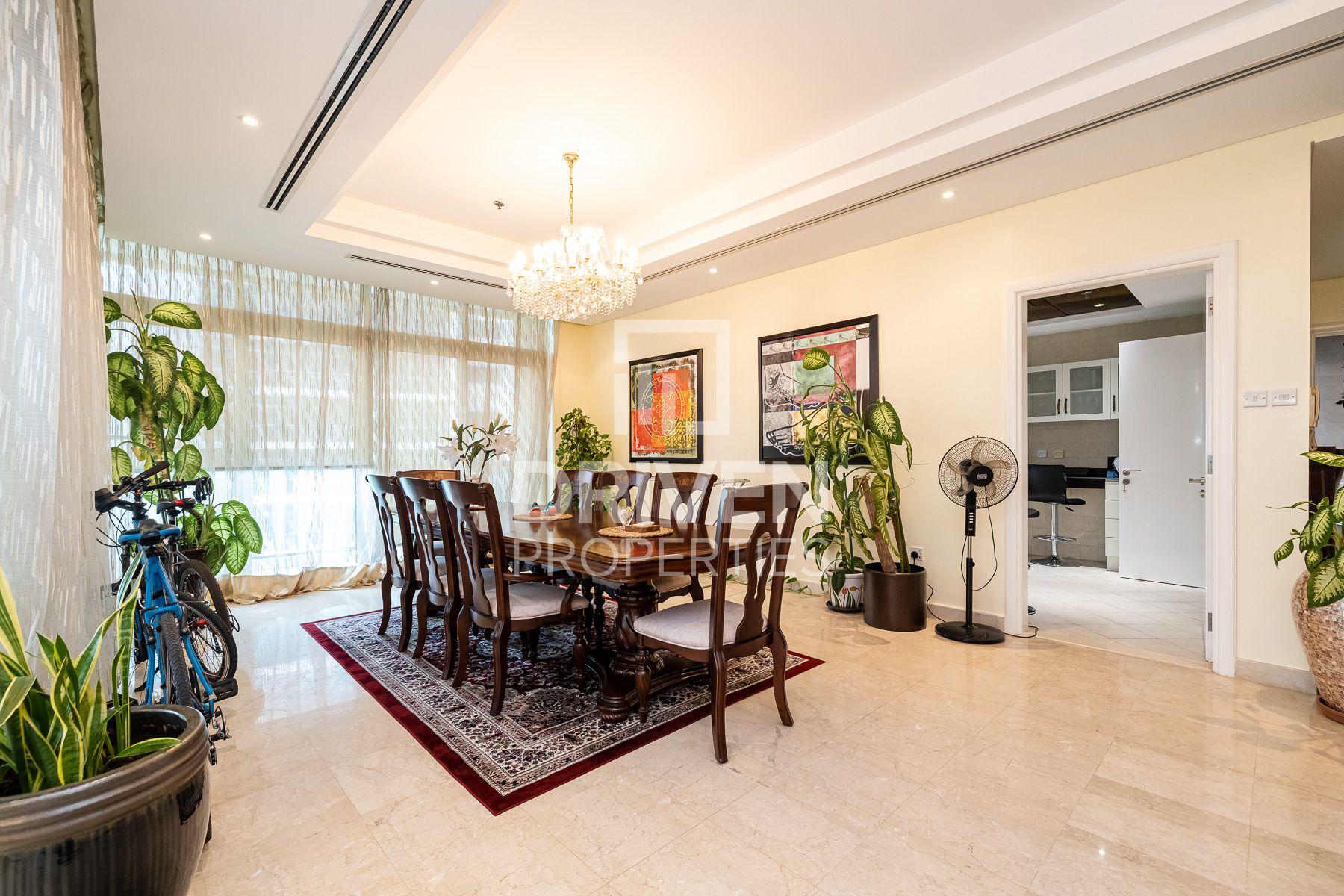 3,442 قدم مربع  شقة - للبيع - دبي مارينا