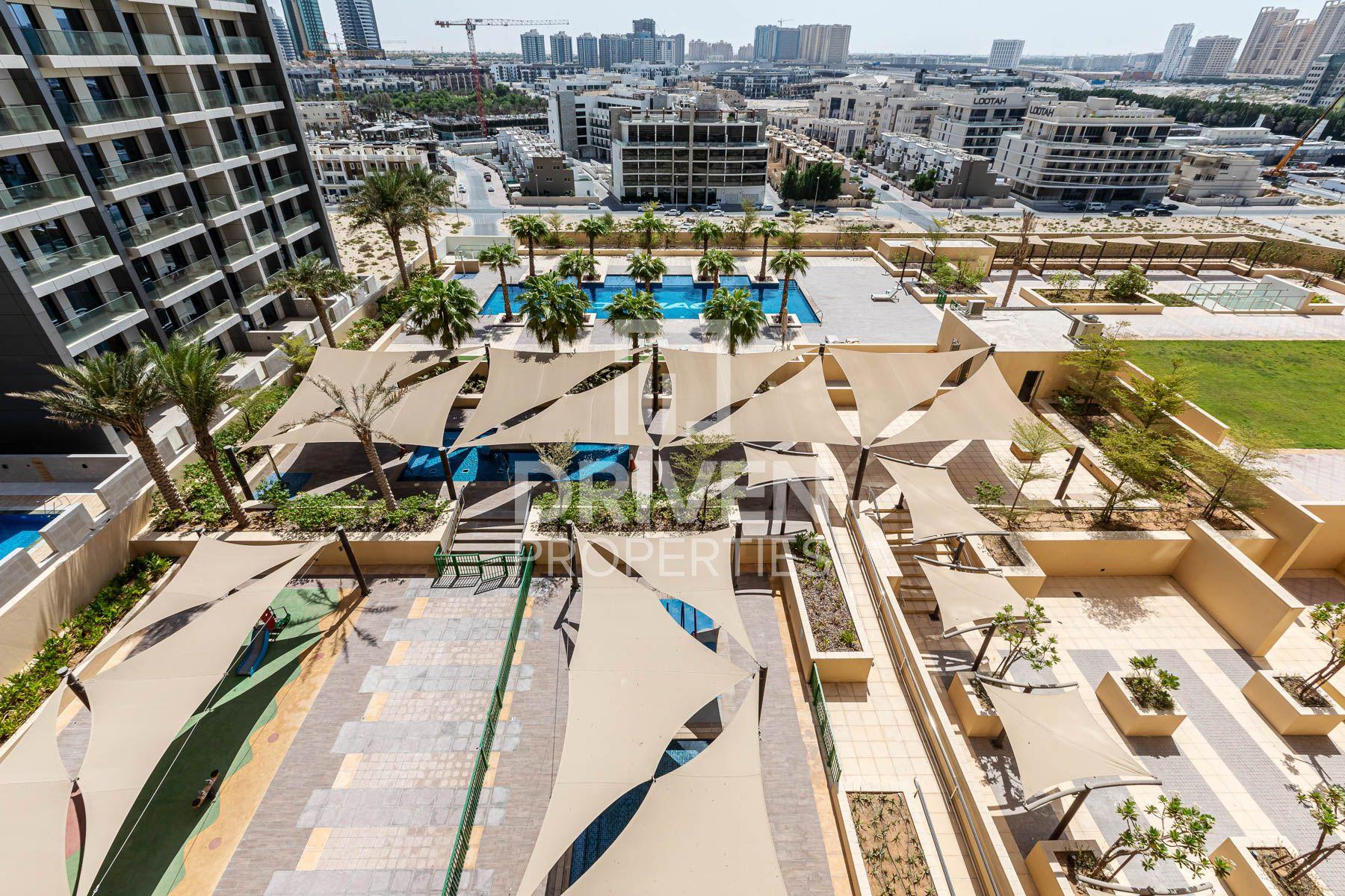 Apartment for Sale in Ghalia - Jumeirah Village Circle