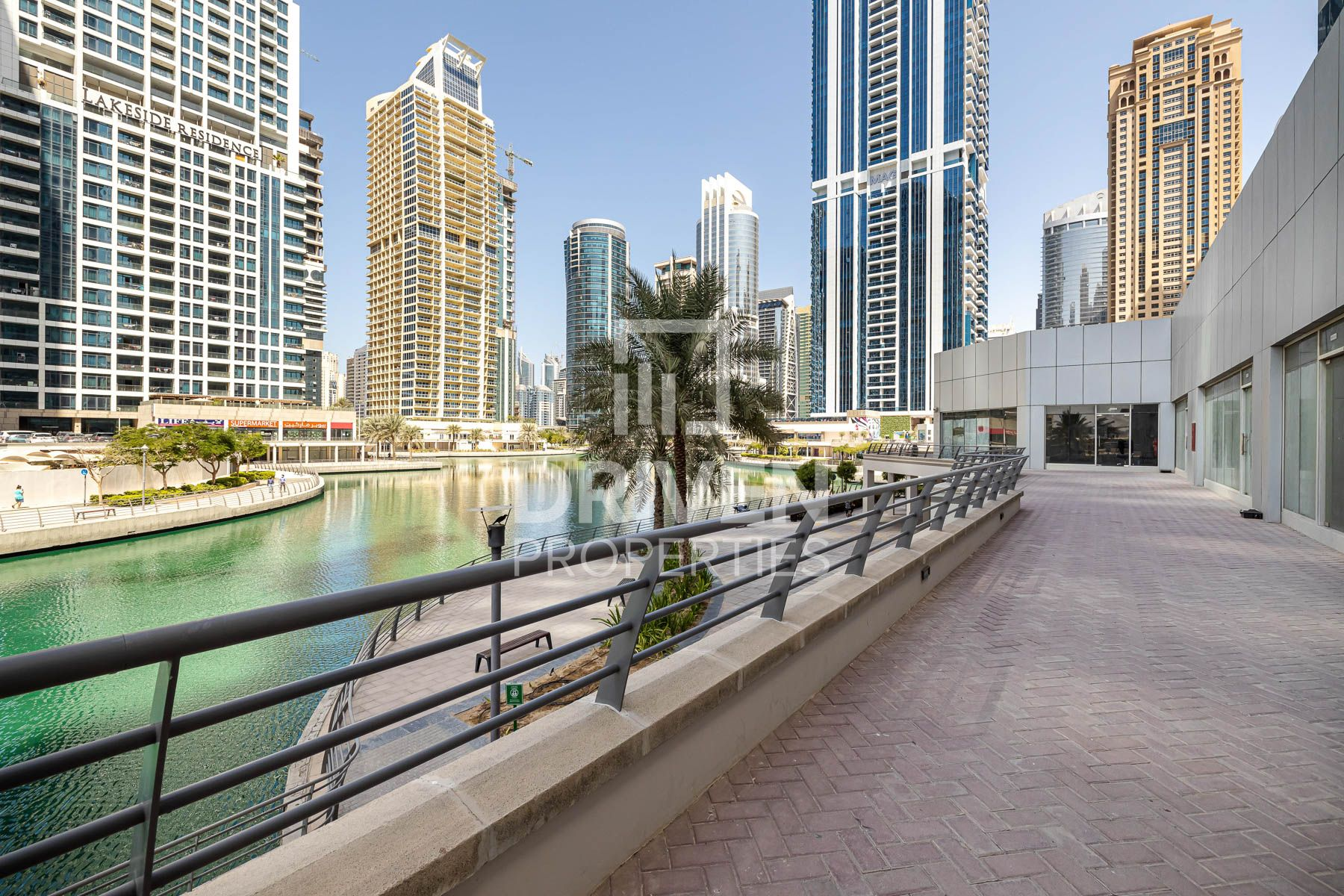 Retail for Rent in Preatoni Tower - Jumeirah Lake Towers
