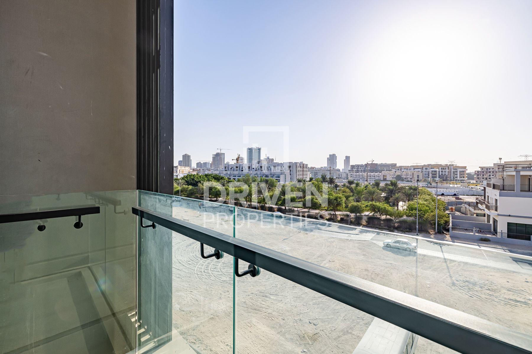 Studio for Sale in Signature Livings - Jumeirah Village Circle