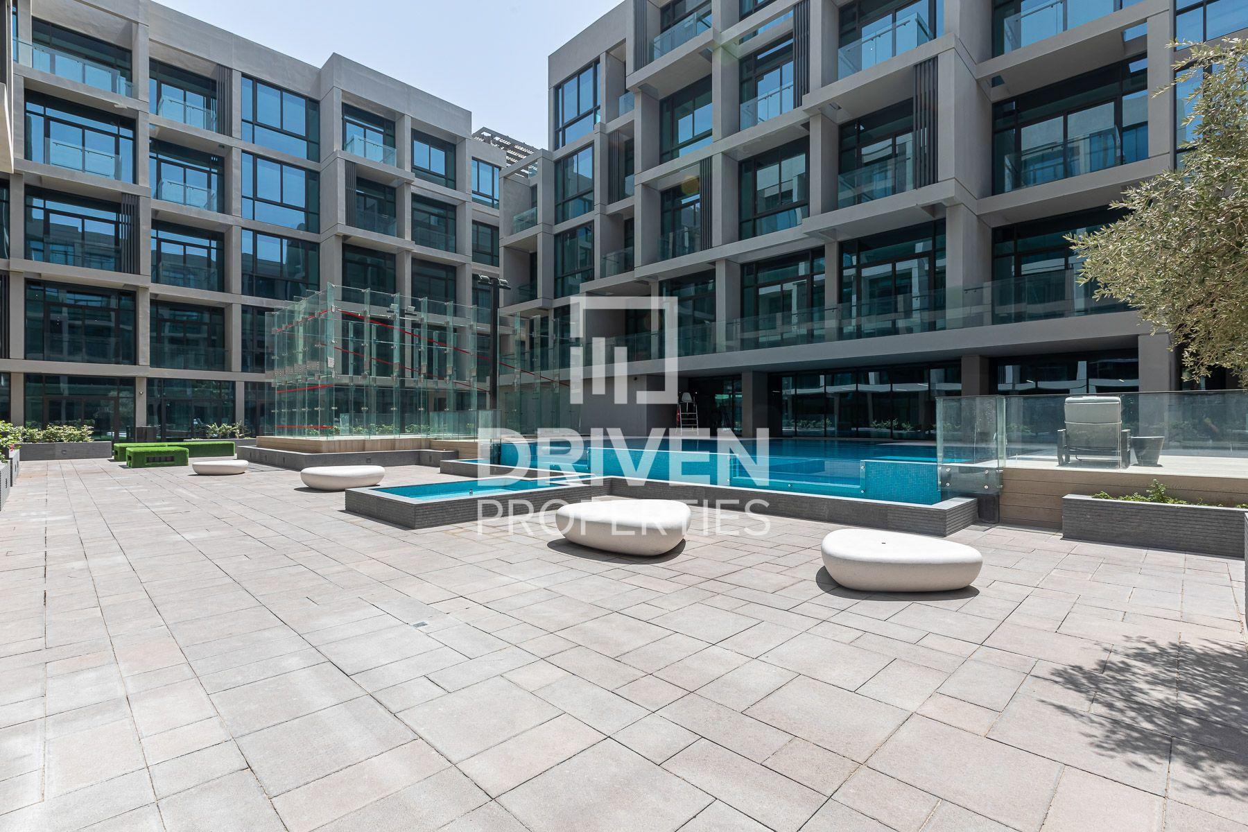 Studio for Rent in Signature Livings - Jumeirah Village Circle