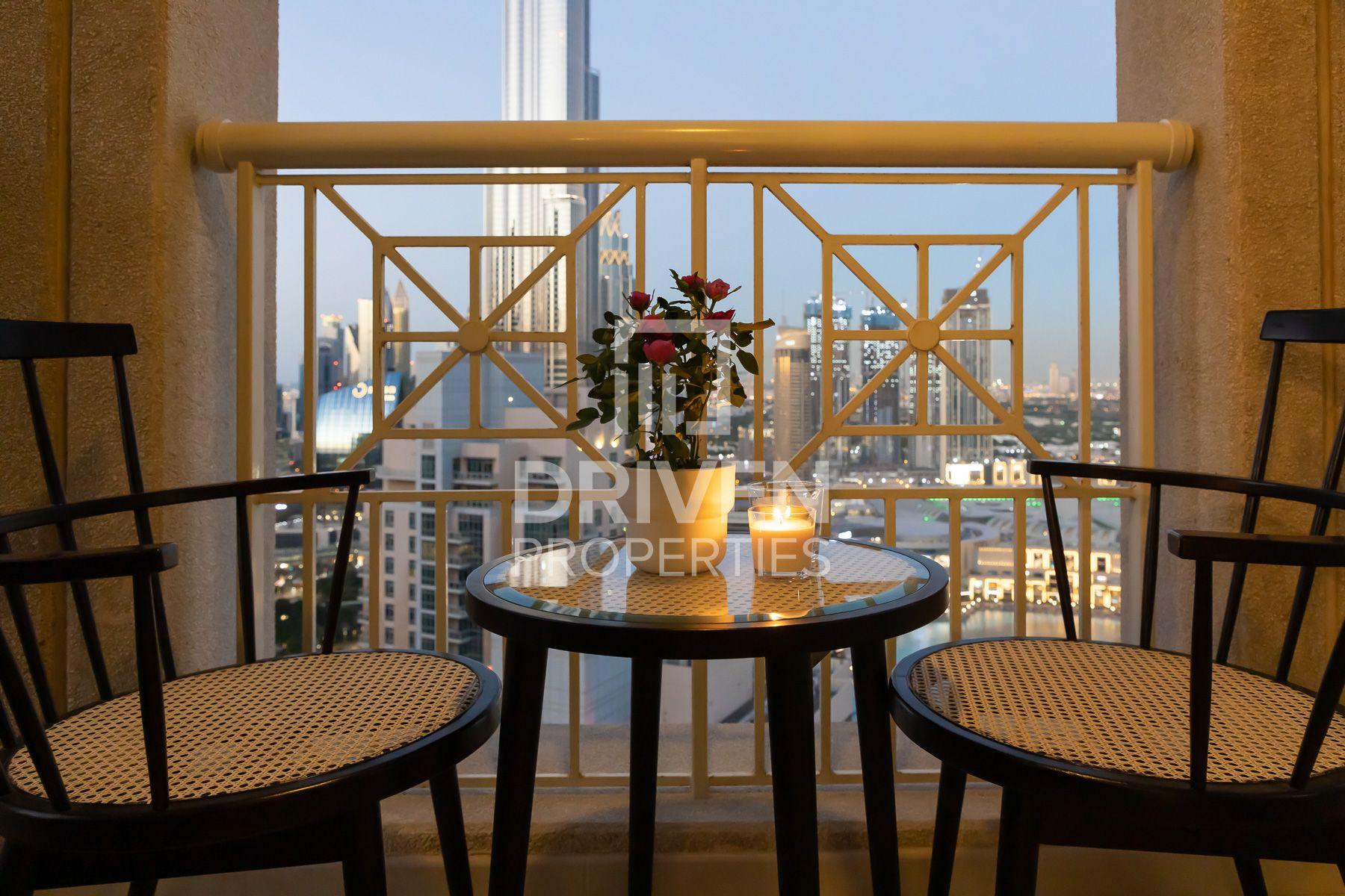 Apartment for Sale in 29 Burj Boulevard Tower 1 - Downtown Dubai