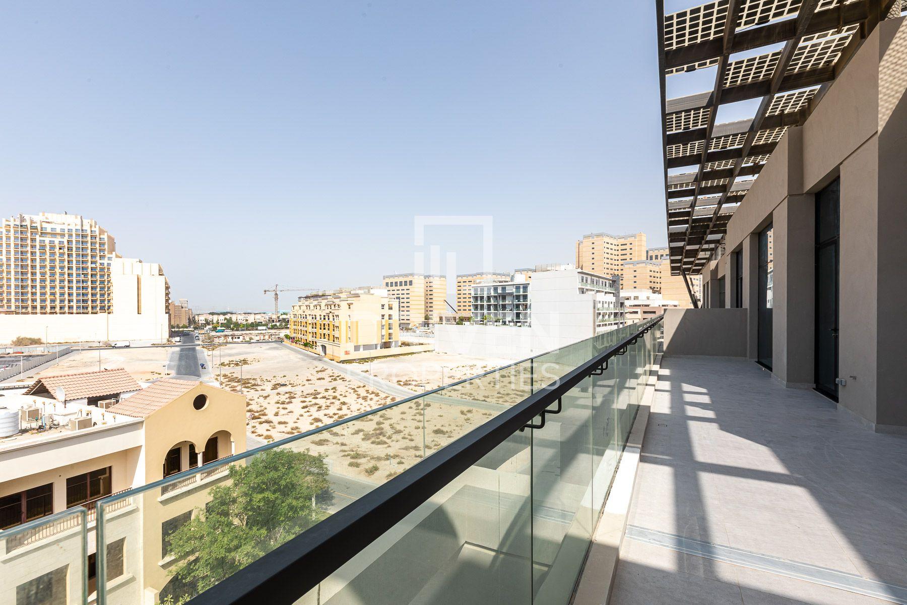 Apartment for Rent in Signature Livings - Jumeirah Village Circle