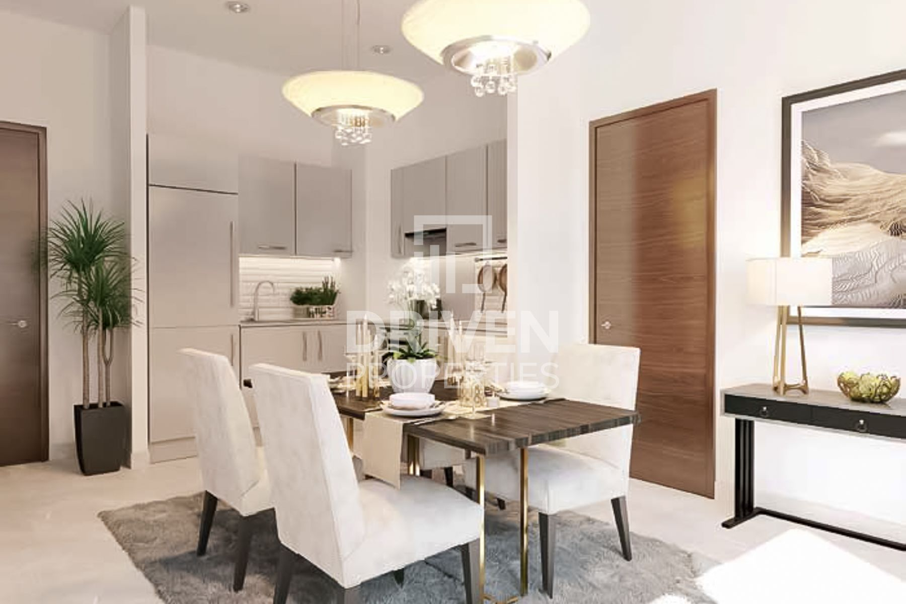 Apartment for Sale in Sobha Creek Vistas - Mohammed Bin Rashid City