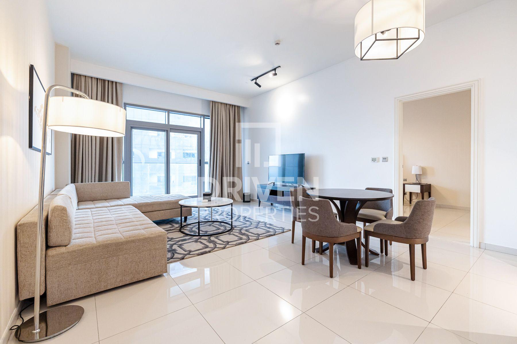 929 قدم مربع  شقة - للبيع - الخليج التجاري