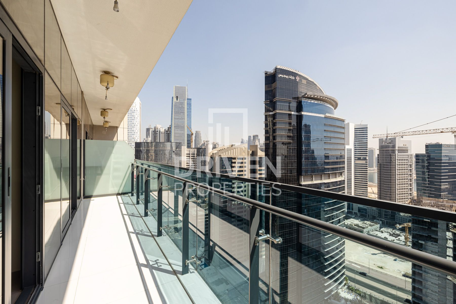 Studio for Sale in Merano Tower - Business Bay