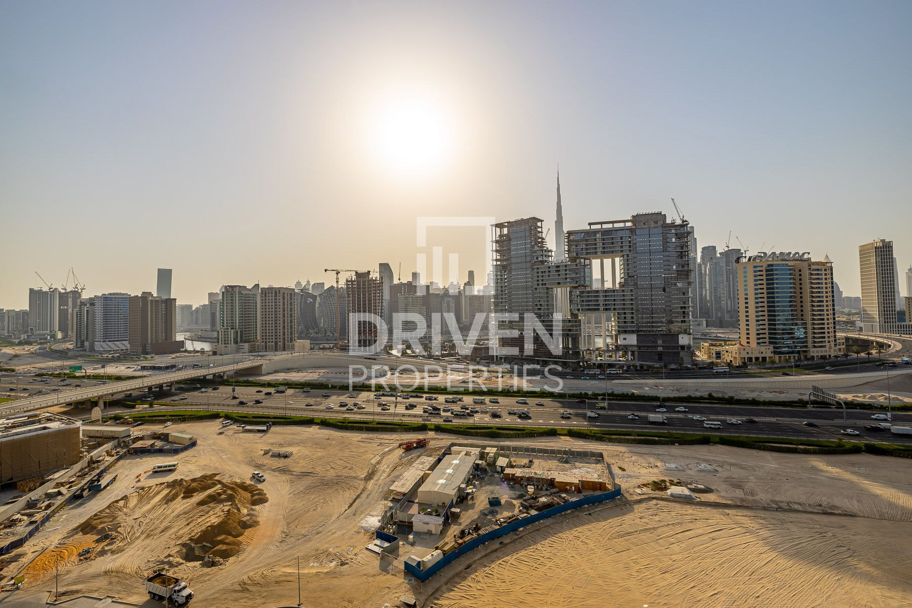 Apartment for Sale in Tower D - Business Bay