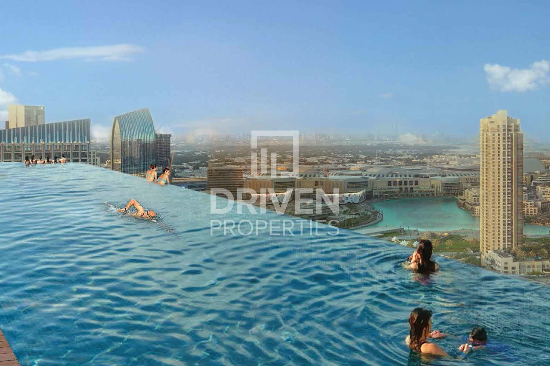 Apartment for Sale in Paramount Tower Hotel & Residences - Business Bay