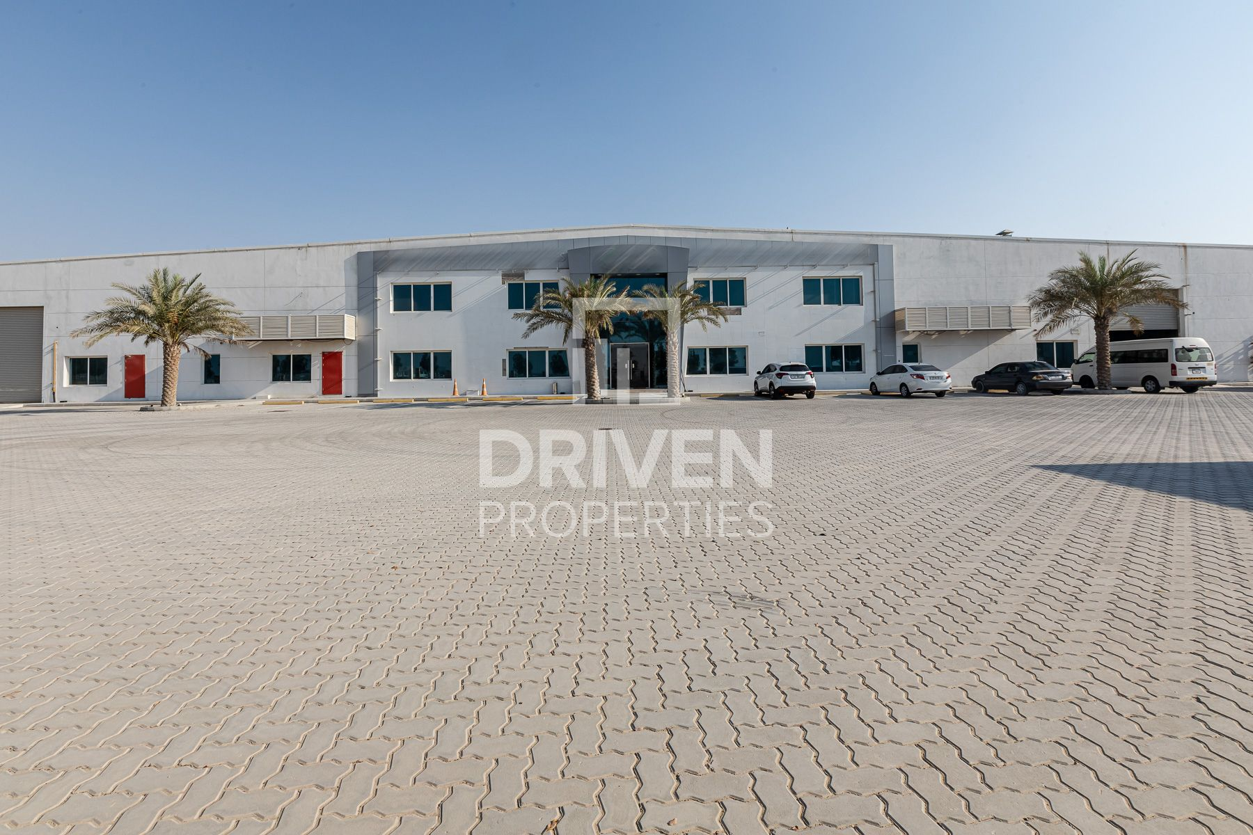 Food factory for Sell in DIC   Huge Plot