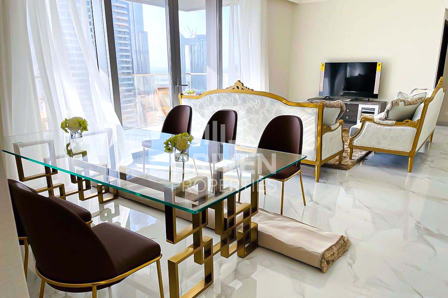 Furnished | Luxurious Living | Exquisite