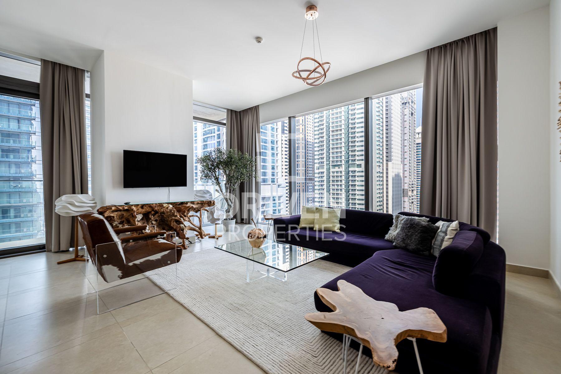 Bright | Modern & Furnished | High Floor