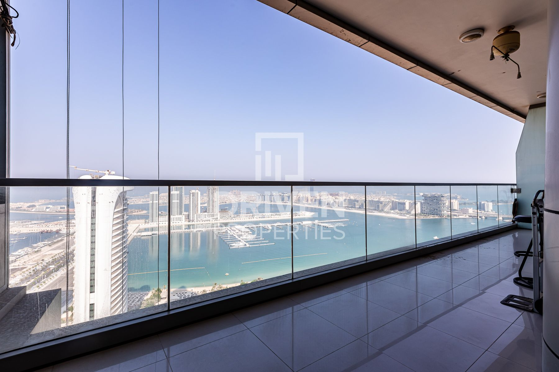 High Floor With Full Sea View   Spacious