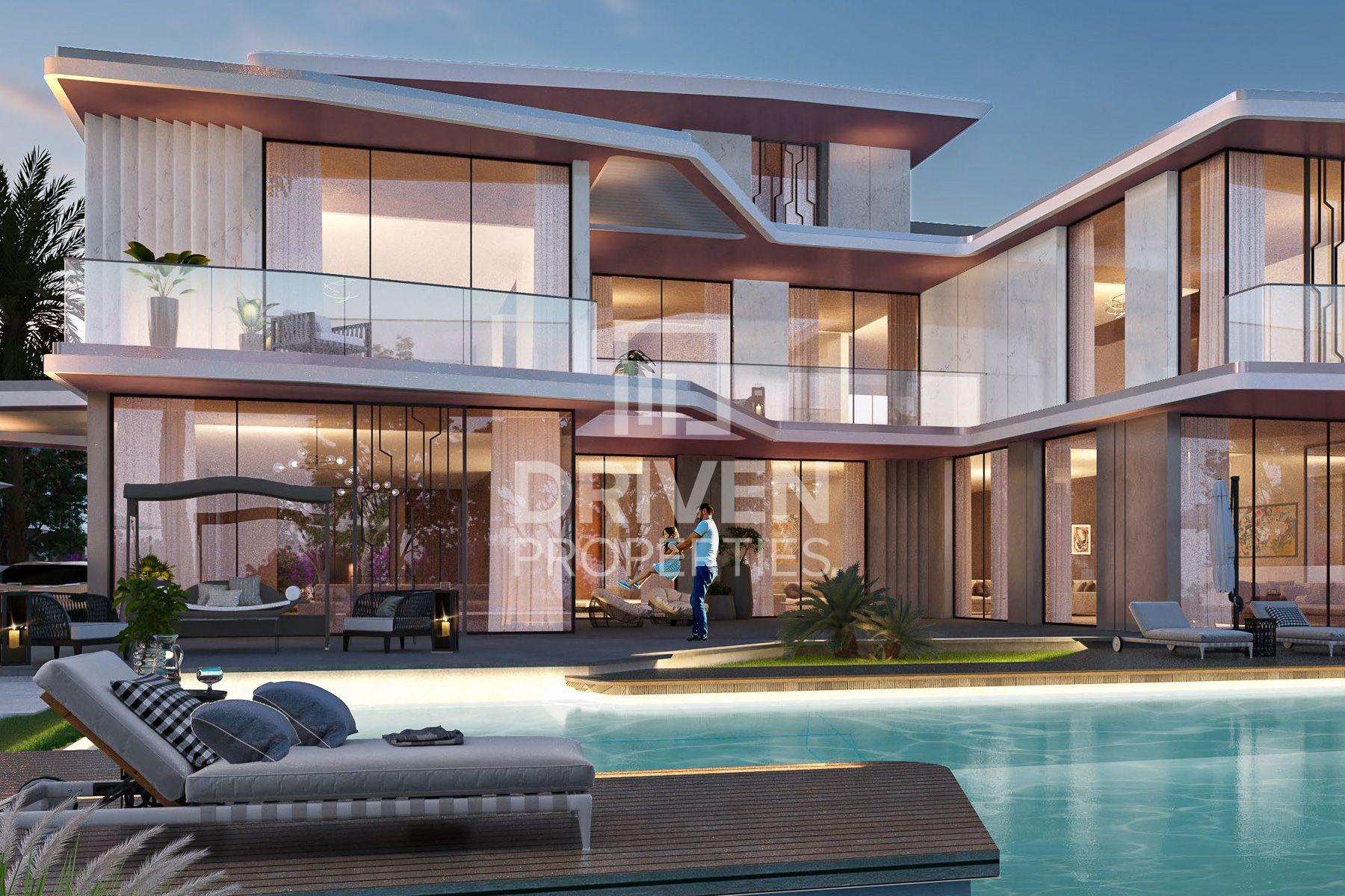 Lamborghini V10 Mansion w/ Extended Plan